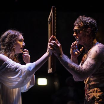 Become the Manster: A Review of Mary Shelley's Frankenstein at Lookingglass Theatre