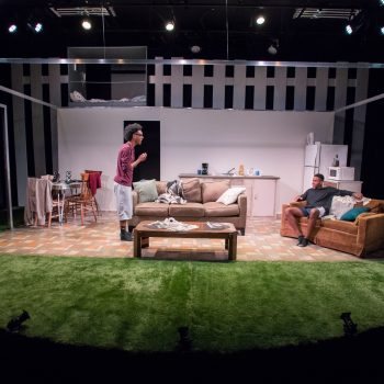 Paradox, Pain, Paradise: A Review of EthiopianAmerica at Definition Theatre Company
