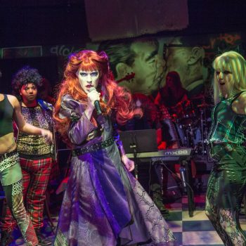 Give an Inch: A Review of Hedwig and the Angry Inch at Theo Ubique Cabaret Theatre