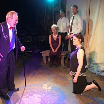Fathers and Daughters: A Review of King Lear at Redtwist Theatre