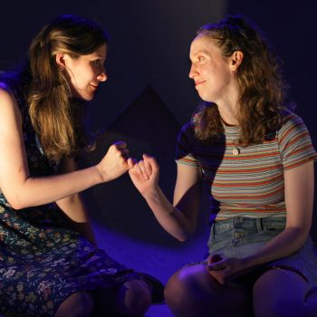 Friends In Need, Indeed: A Review of Out of Love at Interrobang Theatre Project