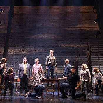 Stranded in a Strange Land: A Review of Come From Away at Broadway In Chicago