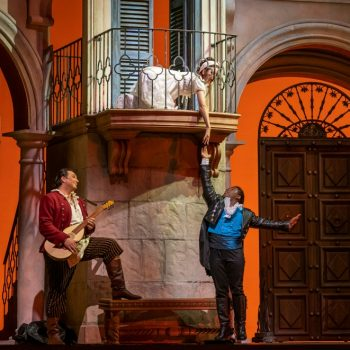 Escape with Rosina: The Barber of Seville at Lyric Opera of Chicago