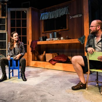 Life and Liberty: A Review of Be Here Now at Shattered Globe Theatre