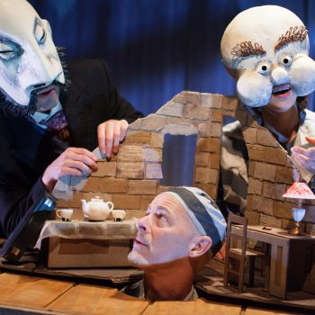 Don't Lose Your Head: A Review of Invitation to a Beheading at Rough House Theater