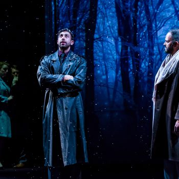 How Far to Hope: A Review of Oslo at TimeLine Theatre Company and Broadway In Chicago