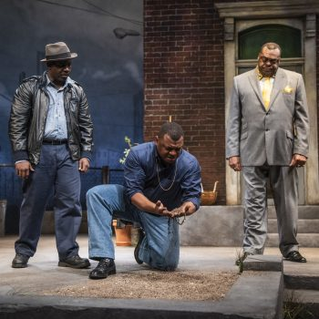 Holding Court: A Review of King Hedley II at Court Theatre