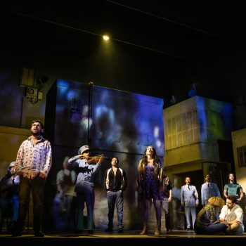 Play On: A Review of The Band's Visit at Broadway In Chicago