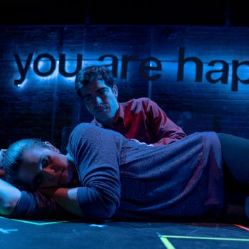 Sign of the Times: A Review of You Are Happy at Red Theater Chicago