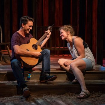 Rising and Setting: A Review of Sundown, Yellow Moon at Raven Theatre