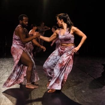 "Dancing in the Moonlight: A Review of RE|Dance Group's ""What The Moon Pulls"" at Filament Theatre"