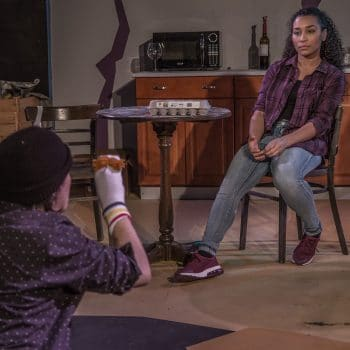 Sock it to You: A Review of The Queen of Sock Pairing at Red Tape Theatre
