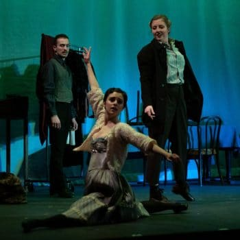 Any Major Drood: A Review of The Mystery of Edwin Drood at Blank Theatre Company