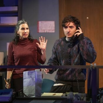 Phoning It In: A Review of Cold Town/Hotline at Raven Theatre Company