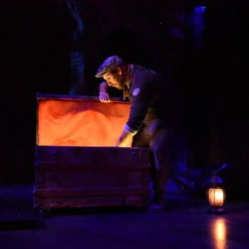 A Gift for All: A Review of Burning Bluebeard at The Ruffians and Porchlight Music Theatre