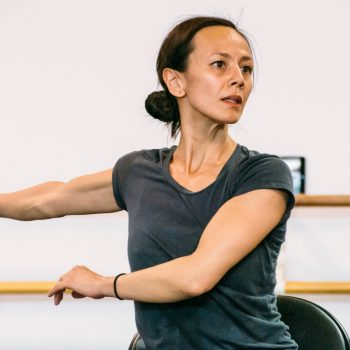 Echoes Forward: Robyn Mineko Williams Brings an Evolving New Work to the Harris Theater