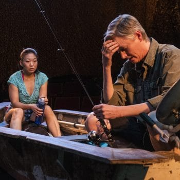 Gone Fishin': A Review of The Gulf at About Face Theatre