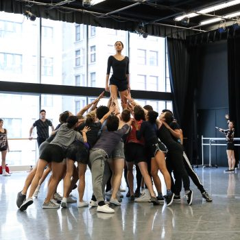 "Whole and Connected: The Joffrey Ballet presents Justin Peck's ""The Times Are Racing"""