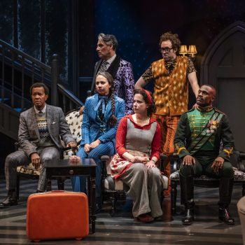 Caught Up: A Review of The Mousetrap at Court Theatre