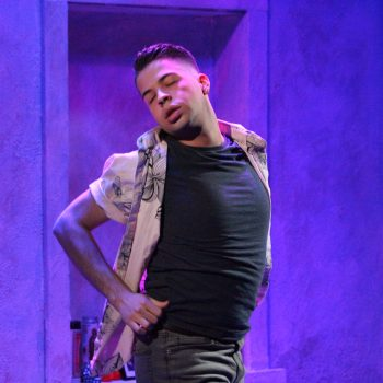 The Body Remembers: A Review of The Leopard Play or sad songs for lost boys at Steep Theatre
