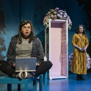 Joy Divided: A Review of I Am Not Your Perfect Mexican Daughter at Steppenwolf for Young Adults