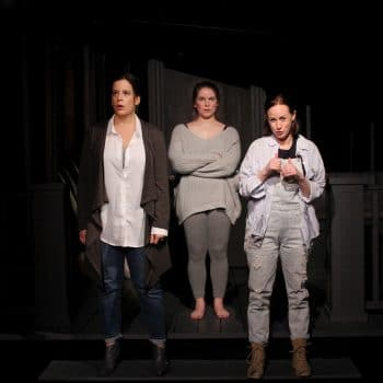 It's a Play, Though: A Review of Plano at First Floor Theater