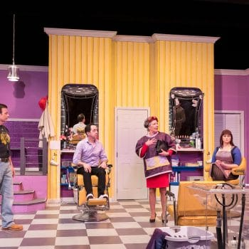 Like Shears in the Rain: A Review of Shear Madness at Mercury Theater Chicago