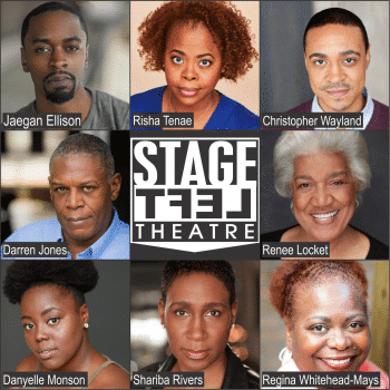 "The Stories That Need to Be Told: A Review of ""the project(s)"" at Stage Left Theatre"