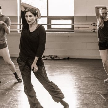 Vulnerability and Redemption in the Room: Cerqua Rivera Dance Theatre's Season Kicks Off In Front of a Live, Limited Audience