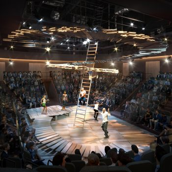 Collision Course: Steppenwolf Emerges from the Pandemic with New Leadership and a New Theater (Fall Arts Preview 2021)