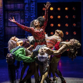 A Fine Welcome Home: Kinky Boots at Paramount Theatre