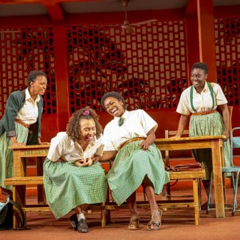"""The Beauty Myth: A Review of """"School Girls; or, the African Mean Girls Play"""" at Goodman Theatre"""