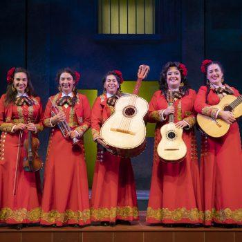 "Cuando Suena el Mariachi: A Review of ""American Mariachi"" at the Goodman Theatre"
