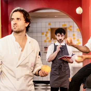 """Tasting Mayhem: A Review of """"A Recipe for Disaster"""" at Windy City Playhouse"""